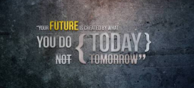 O futuro é agora, mas o presente continua o mesmo